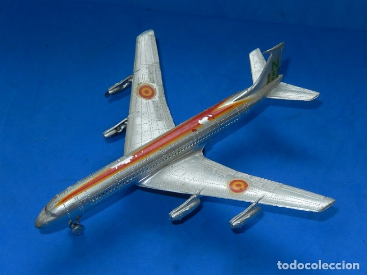 Juguetes antiguos Sanchís: Avión. Iberia N 158. Fabricado por Sanchís - Foto 29 - 176380244