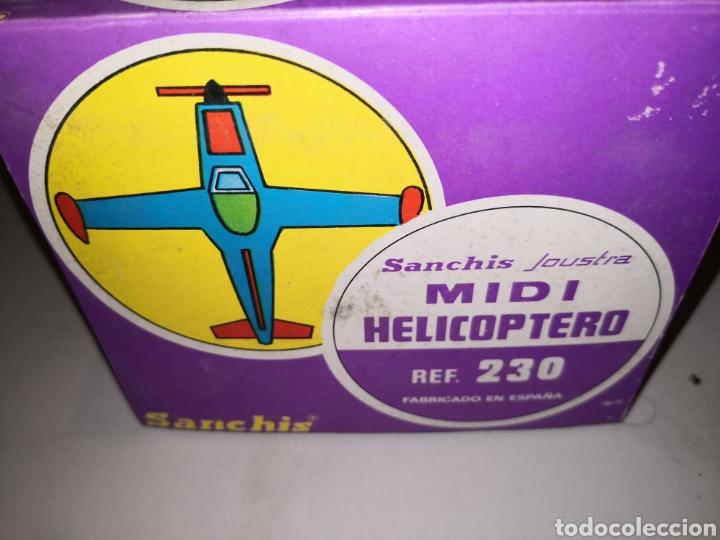 Juguetes antiguos Sanchís: Helicoptero sanchis - Foto 2 - 177985429
