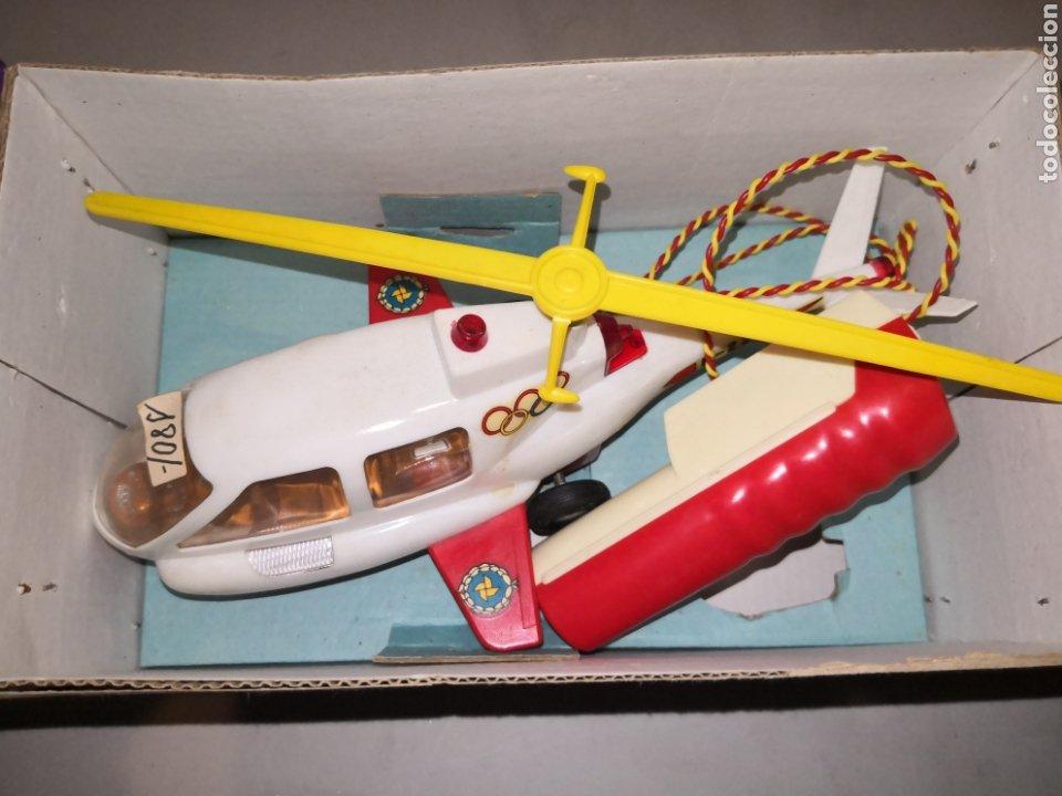 Juguetes antiguos Sanchís: Helicoptero sanchis - Foto 3 - 177985429