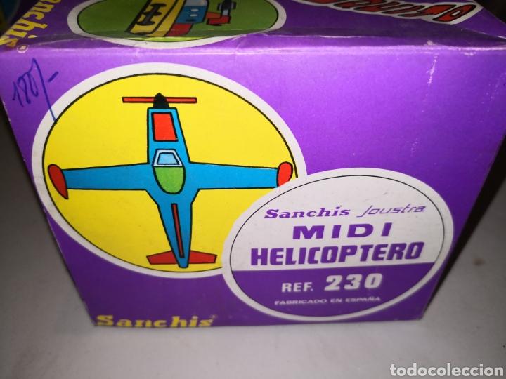 Juguetes antiguos Sanchís: Helicoptero sanchis - Foto 2 - 177985558