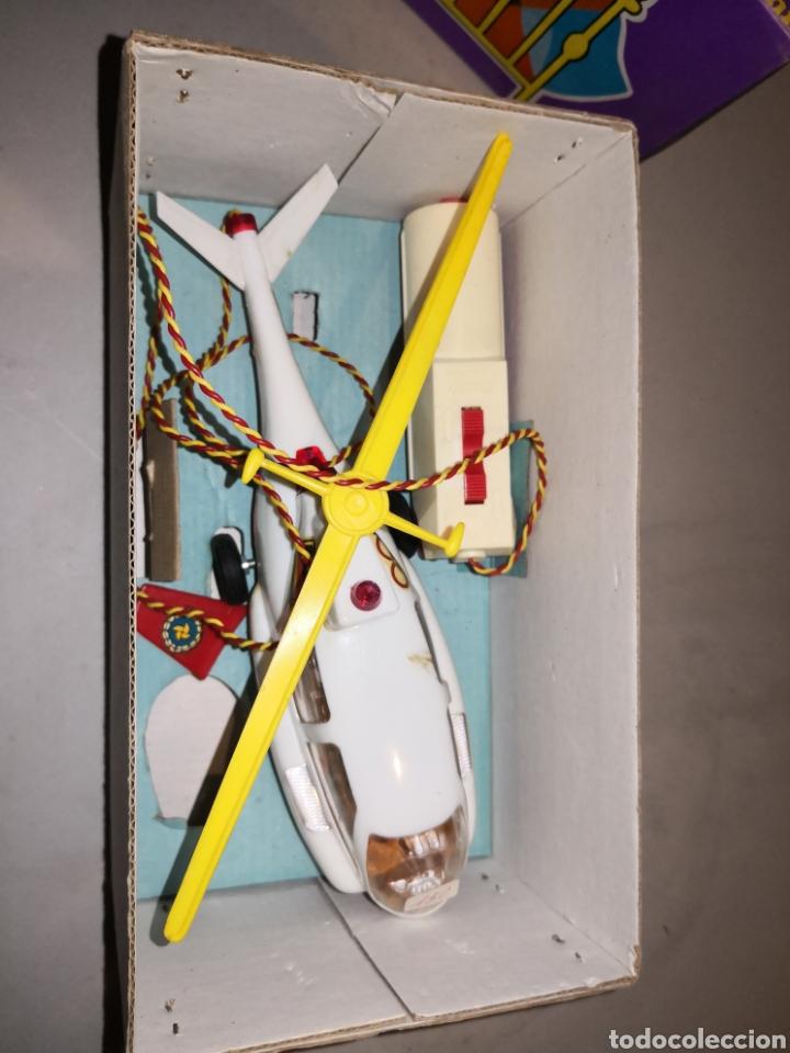 Juguetes antiguos Sanchís: Helicoptero sanchis - Foto 3 - 177985558