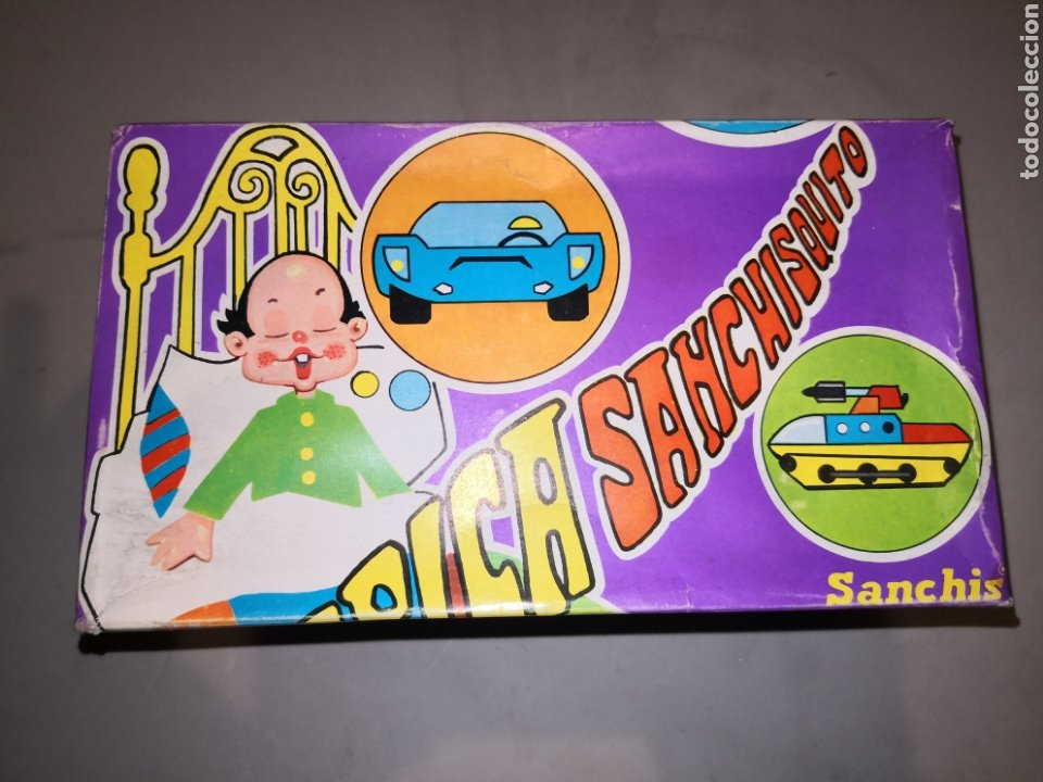 HELICOPTERO SANCHIS (Juguetes - Marcas Clásicas - Sanchís)