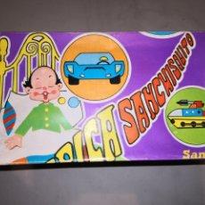 Juguetes antiguos Sanchís: HELICOPTERO SANCHIS. Lote 177985558