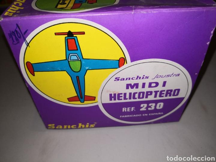 Juguetes antiguos Sanchís: Helicoptero sanchis - Foto 2 - 177985687
