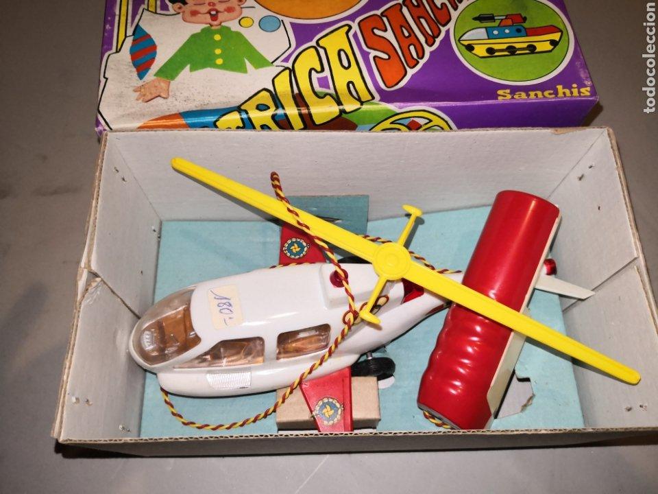 Juguetes antiguos Sanchís: Helicoptero sanchis - Foto 3 - 177985687