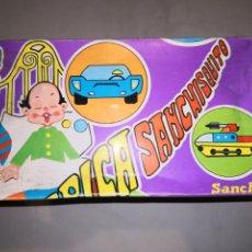 Juguetes antiguos Sanchís: HELICOPTERO SANCHIS. Lote 177985687