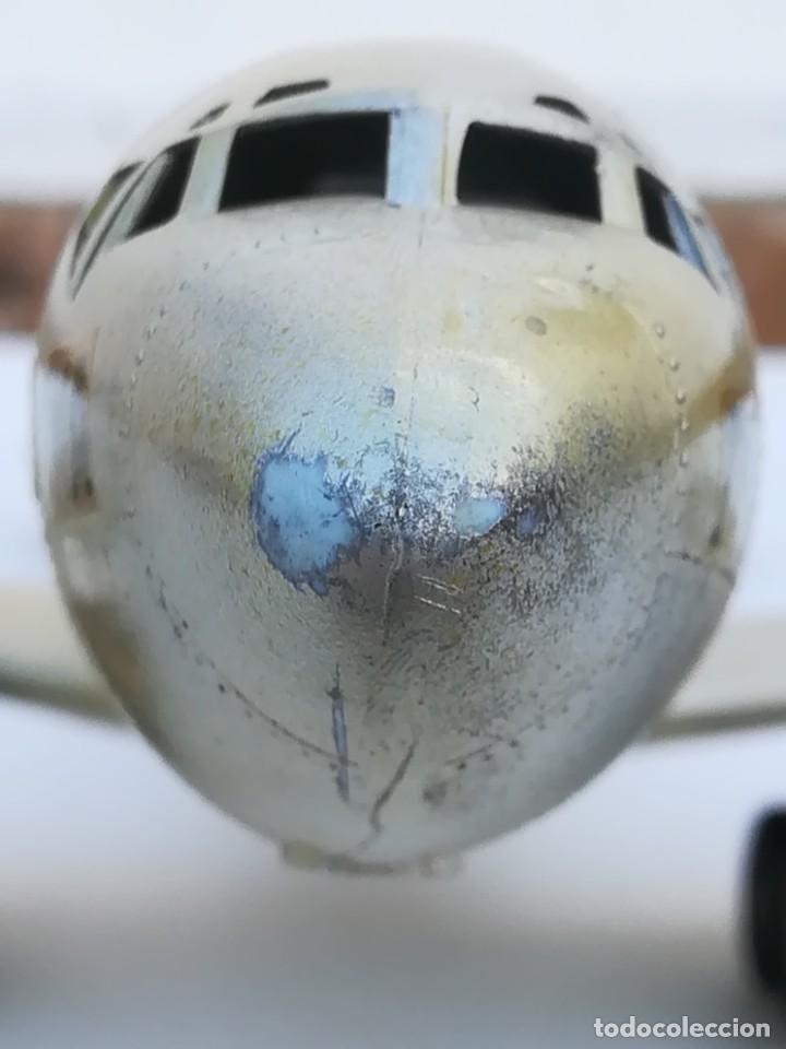 Juguetes antiguos Sanchís: Avión SANCHIS Boeing 707 Intercontinental TWA Ref. 135 - Foto 5 - 189125865