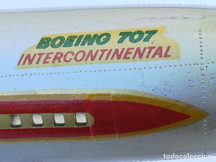 Juguetes antiguos Sanchís: Avión SANCHIS Boeing 707 Intercontinental TWA Ref. 135 - Foto 7 - 189125865