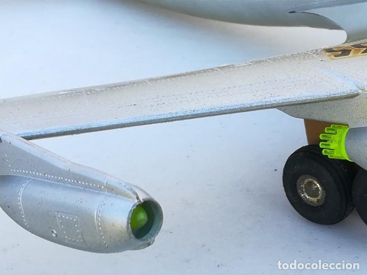 Juguetes antiguos Sanchís: Avión SANCHIS Boeing 707 Intercontinental TWA Ref. 135 - Foto 11 - 189125865
