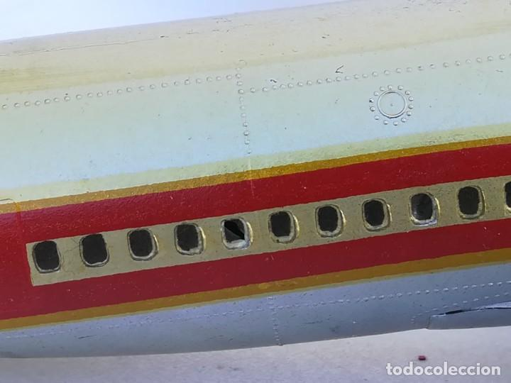 Juguetes antiguos Sanchís: Avión SANCHIS Boeing 707 Intercontinental TWA Ref. 135 - Foto 16 - 189125865