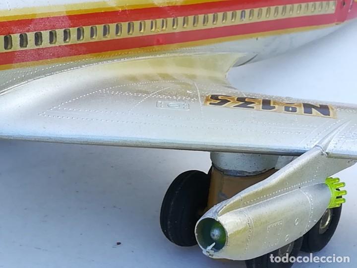 Juguetes antiguos Sanchís: Avión SANCHIS Boeing 707 Intercontinental TWA Ref. 135 - Foto 27 - 189125865