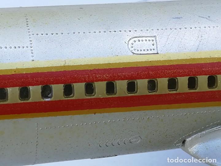 Juguetes antiguos Sanchís: Avión SANCHIS Boeing 707 Intercontinental TWA Ref. 135 - Foto 31 - 189125865