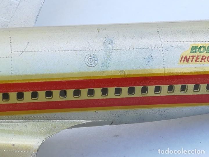 Juguetes antiguos Sanchís: Avión SANCHIS Boeing 707 Intercontinental TWA Ref. 135 - Foto 33 - 189125865