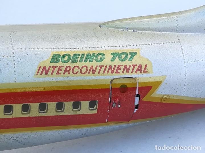 Juguetes antiguos Sanchís: Avión SANCHIS Boeing 707 Intercontinental TWA Ref. 135 - Foto 34 - 189125865