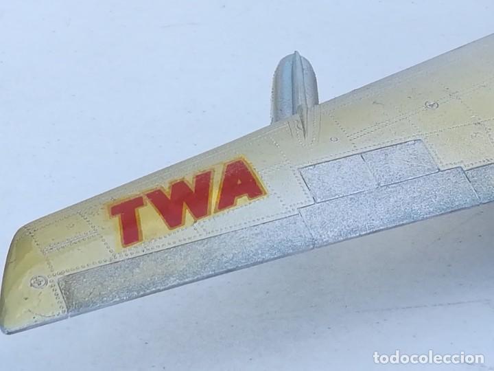 Juguetes antiguos Sanchís: Avión SANCHIS Boeing 707 Intercontinental TWA Ref. 135 - Foto 35 - 189125865