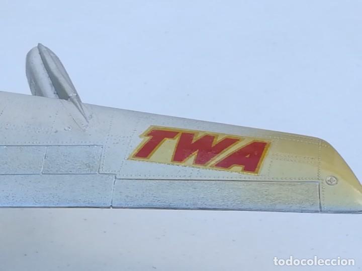 Juguetes antiguos Sanchís: Avión SANCHIS Boeing 707 Intercontinental TWA Ref. 135 - Foto 38 - 189125865
