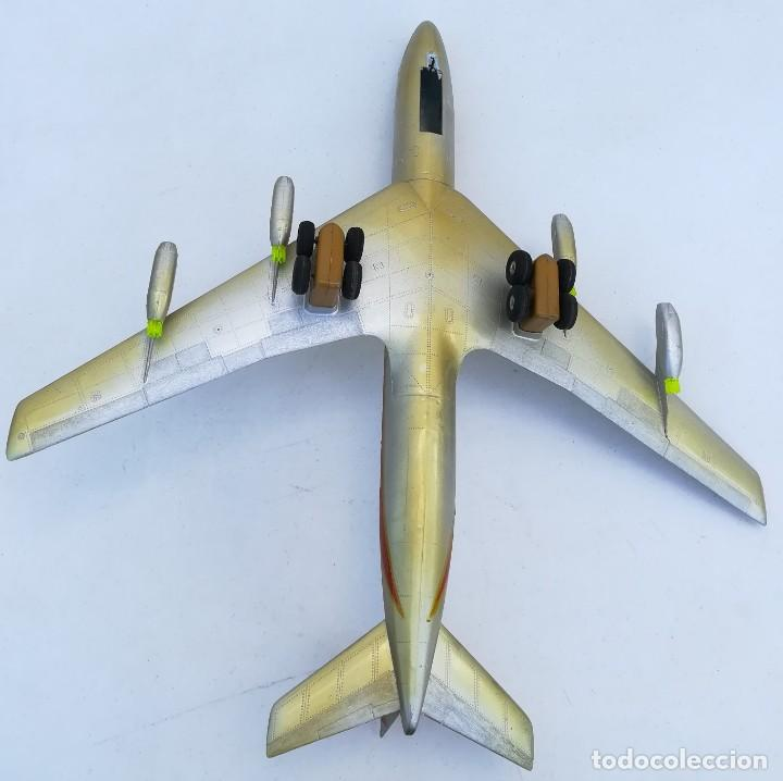 Juguetes antiguos Sanchís: Avión SANCHIS Boeing 707 Intercontinental TWA Ref. 135 - Foto 40 - 189125865