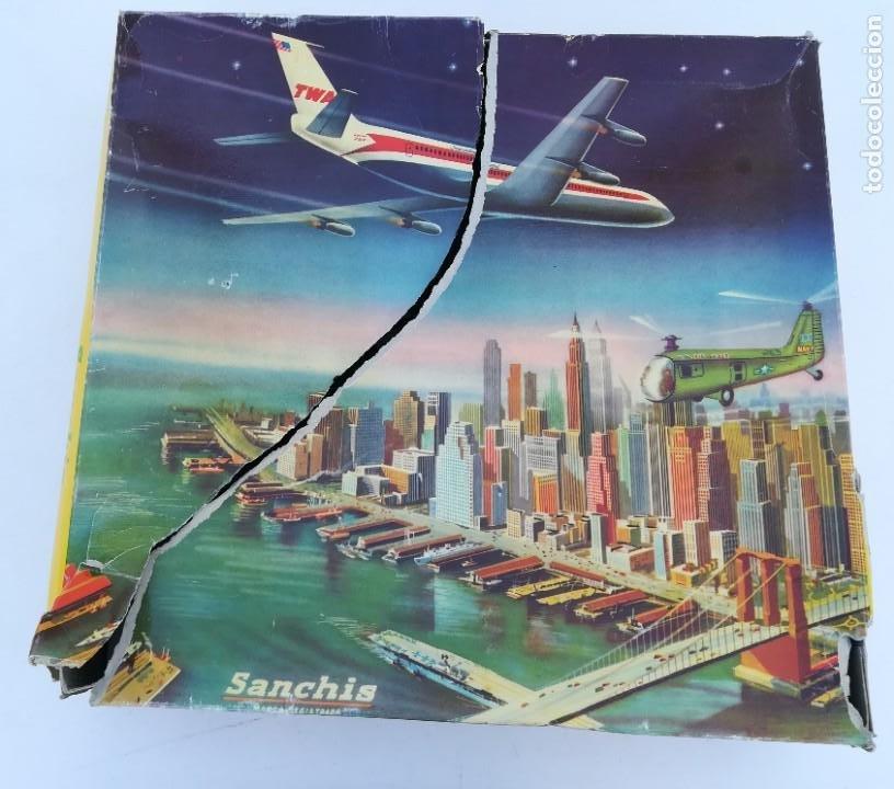 Juguetes antiguos Sanchís: Avión SANCHIS Boeing 707 Intercontinental TWA Ref. 135 - Foto 64 - 189125865