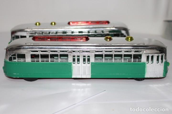 Juguetes antiguos Sanchís: Tranvía/Automotor IBI-188 de Sanchis con caja original. nuevo o como nuevo - Foto 5 - 191577230