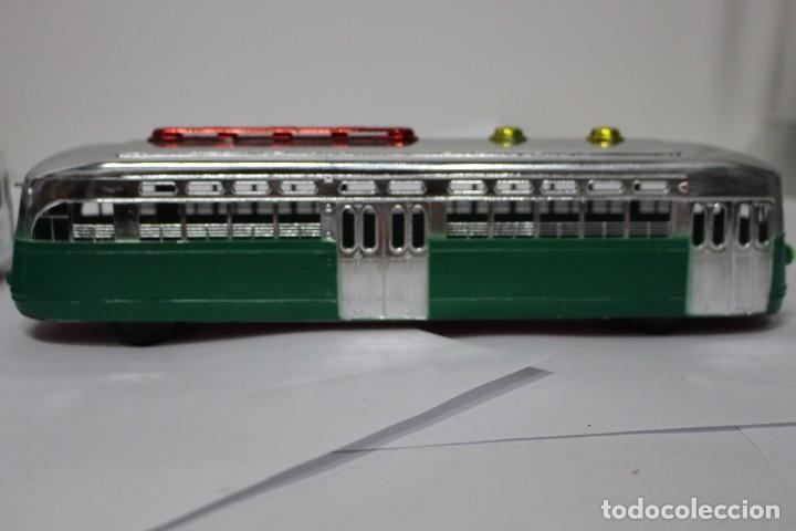 Juguetes antiguos Sanchís: Tranvía/Automotor IBI-188 de Sanchis con caja original. nuevo o como nuevo - Foto 8 - 191577230