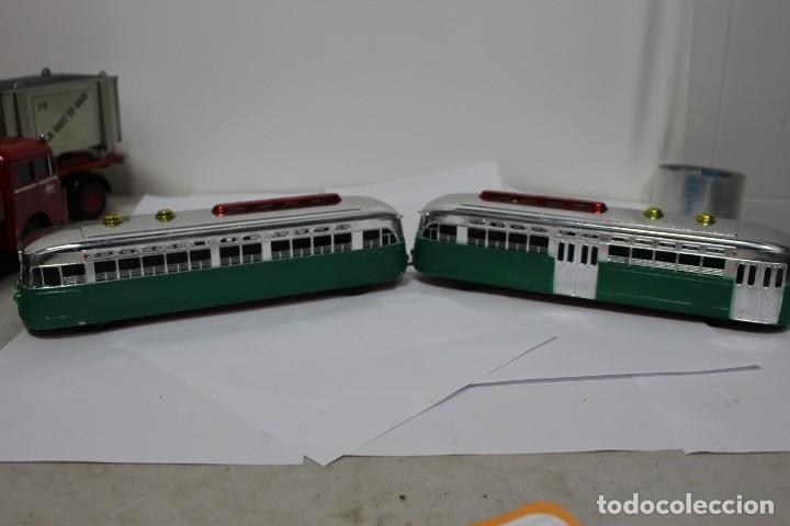 Juguetes antiguos Sanchís: Tranvía/Automotor IBI-188 de Sanchis con caja original. nuevo o como nuevo - Foto 11 - 191577230