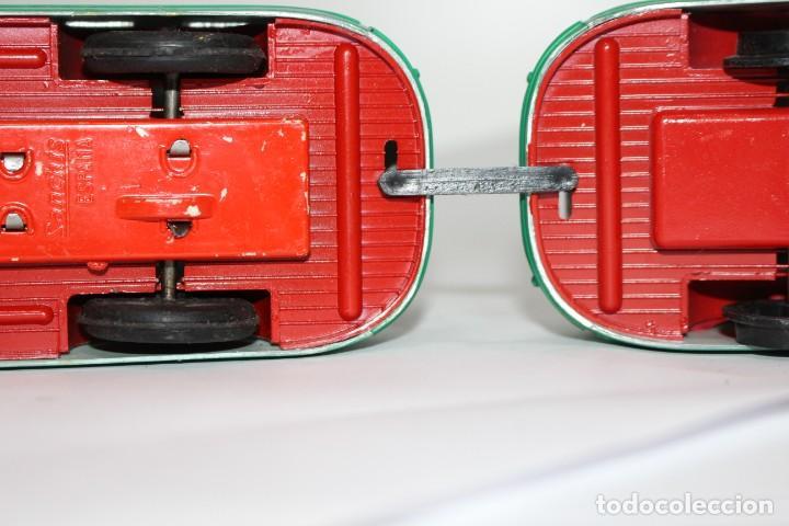 Juguetes antiguos Sanchís: Tranvía/Automotor IBI-188 de Sanchis con caja original. nuevo o como nuevo - Foto 12 - 191577230