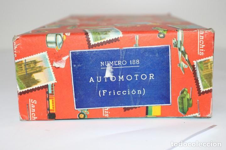 Juguetes antiguos Sanchís: Tranvía/Automotor IBI-188 de Sanchis con caja original. nuevo o como nuevo - Foto 14 - 191577230