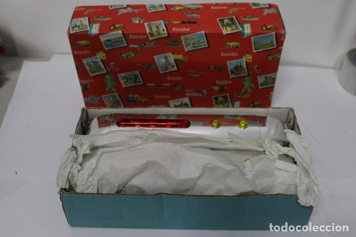 Juguetes antiguos Sanchís: Tranvía/Automotor IBI-188 de Sanchis con caja original. nuevo o como nuevo - Foto 16 - 191577230