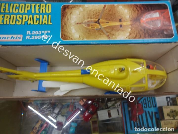 HELICOPTERO AEROSPACIAL DE SANCHIS. A ESTRENAR (Juguetes - Marcas Clásicas - Sanchís)