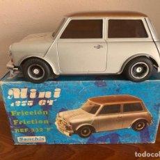 Juguetes antiguos Sanchís: SANCHIS MINI 1275 GT FRICCION. Lote 194060590
