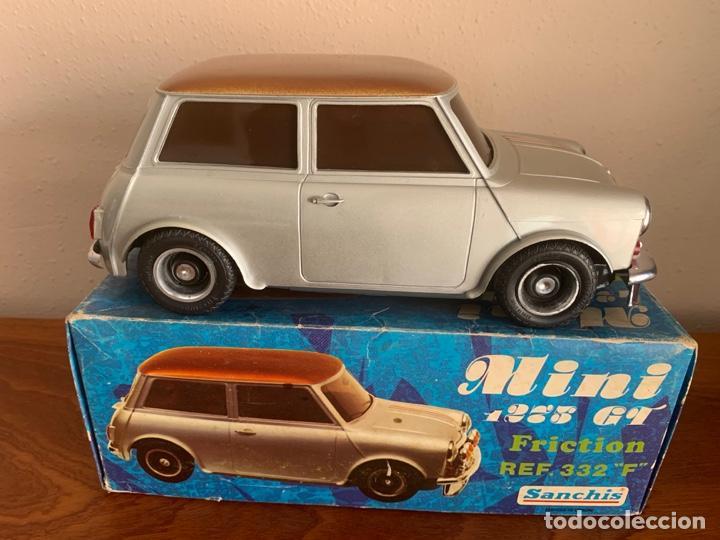 Juguetes antiguos Sanchís: SANCHIS MINI 1275 GT FRICCION - Foto 4 - 194060590