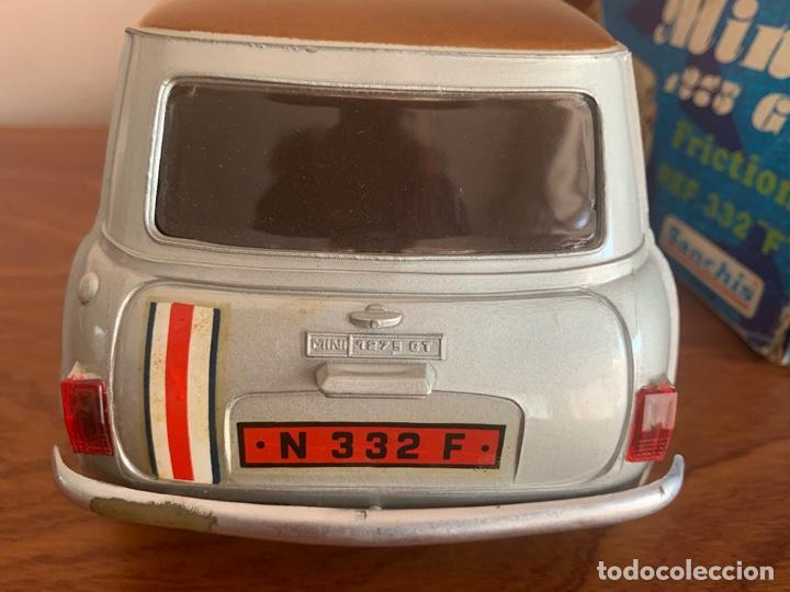 Juguetes antiguos Sanchís: SANCHIS MINI 1275 GT FRICCION - Foto 8 - 194060590