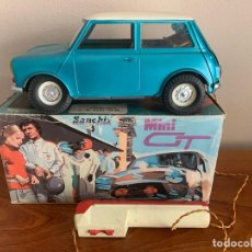 Juguetes antiguos Sanchís: SANCHIS MINI 1275 GT ELECTRICO. Lote 194060655