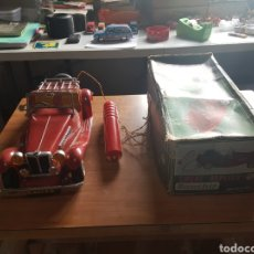 Jouets anciens Sanchís: MG ELECTRICO DIRIGIDO DE SANCHIS EN CAJA REF 300E. Lote 199656448