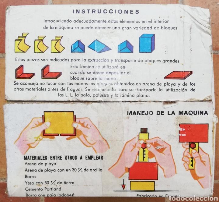Juguetes antiguos Sanchís: PLAY ~ SOL - SANCHIS RF. 225 - JUEGO DE PLAYA Y CAMPO - PREMIO MOLINILLO DE ORO (Barcelona 1969-70) - Foto 3 - 203566100
