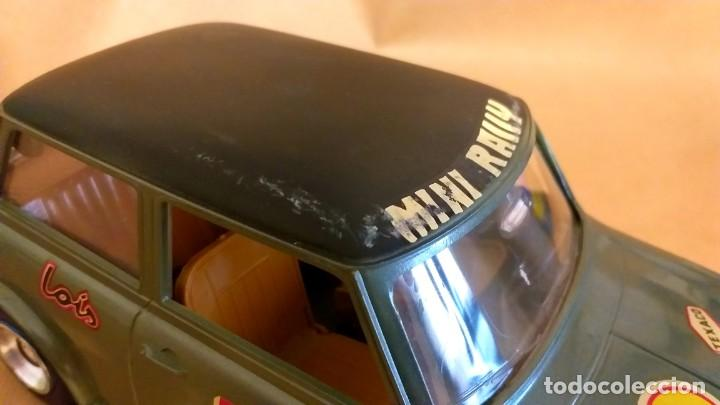Juguetes antiguos Sanchís: SANCHIS - MINI 1275 GT RALLYE - EN CAJA- GIUSSEPPE - Foto 6 - 204187505