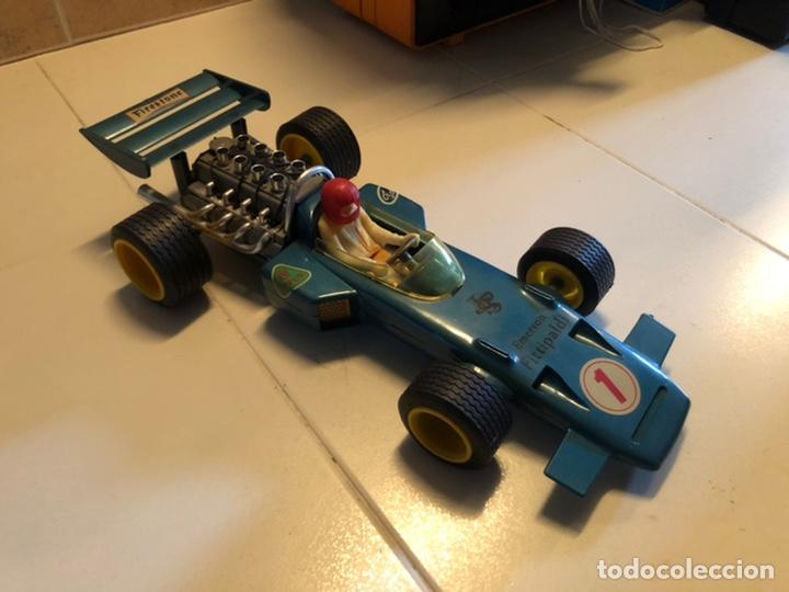 Juguetes antiguos Sanchís: Lote dos vehiculos Sanchis Formula Uno -Lotus y Mc Laren - Foto 2 - 205311120
