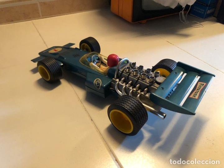Juguetes antiguos Sanchís: Lote dos vehiculos Sanchis Formula Uno -Lotus y Mc Laren - Foto 3 - 205311120