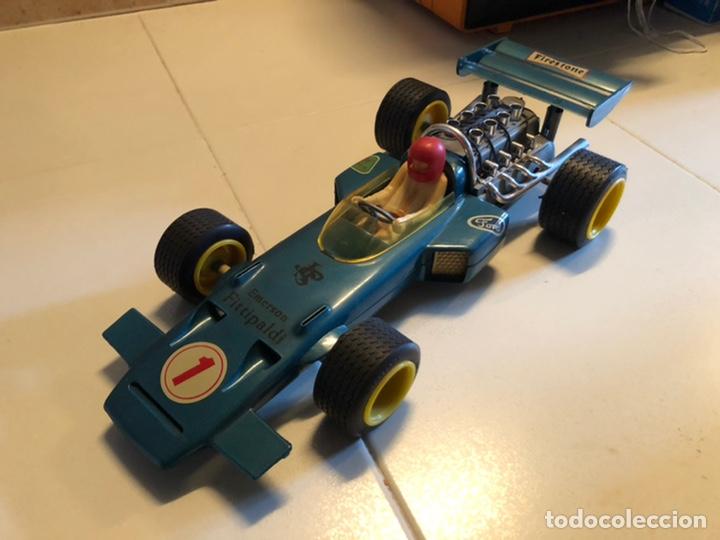 Juguetes antiguos Sanchís: Lote dos vehiculos Sanchis Formula Uno -Lotus y Mc Laren - Foto 4 - 205311120