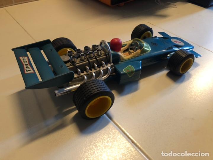 Juguetes antiguos Sanchís: Lote dos vehiculos Sanchis Formula Uno -Lotus y Mc Laren - Foto 5 - 205311120