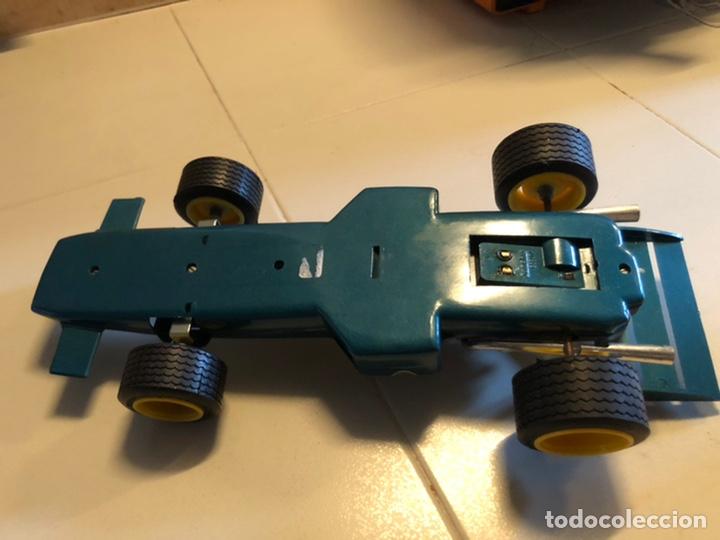 Juguetes antiguos Sanchís: Lote dos vehiculos Sanchis Formula Uno -Lotus y Mc Laren - Foto 6 - 205311120