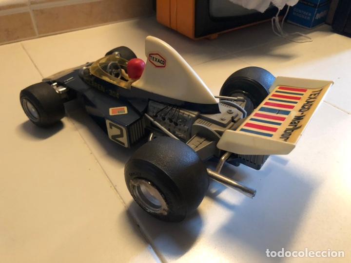 Juguetes antiguos Sanchís: Lote dos vehiculos Sanchis Formula Uno -Lotus y Mc Laren - Foto 9 - 205311120