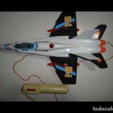 Juguetes antiguos Sanchís: REACTOR F-18 SANCHIS TELERIDIGIDO REF. 363 NUEVO AÑOS 70. Lote 211364029