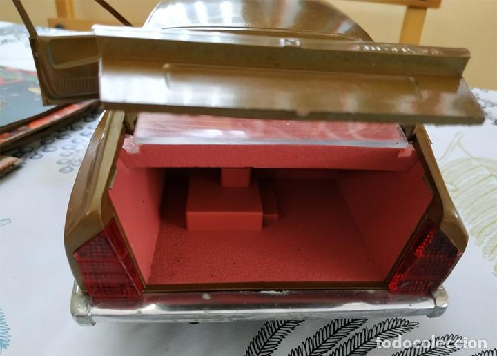 Juguetes antiguos Sanchís: CITROEN CX MARRON SANCHIS A FRICCIÓN A ESTRENAR (Estaba en su caja pero la caja se estropeo) - Foto 9 - 218160872
