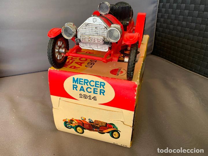 Juguetes antiguos Sanchís: NACORAL MERCER RACER AÑOS 70 - Foto 2 - 222656901