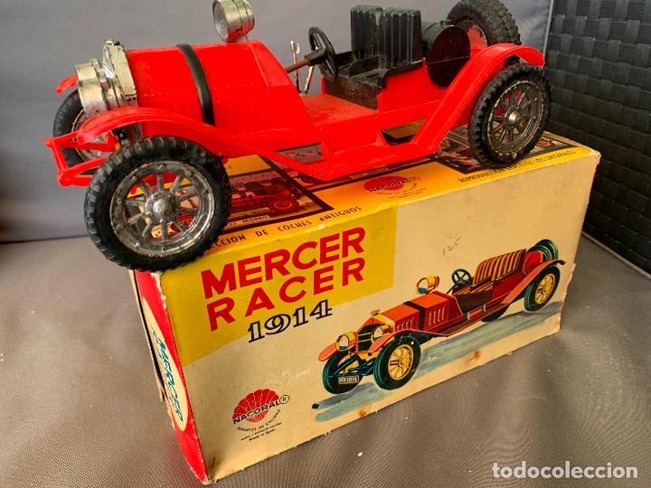 NACORAL MERCER RACER AÑOS 70 (Juguetes - Marcas Clásicas - Sanchís)