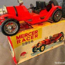 Juguetes antiguos Sanchís: NACORAL MERCER RACER AÑOS 70. Lote 222656901