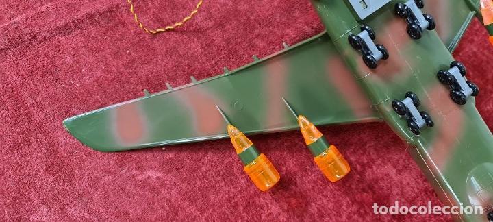 Juguetes antiguos Sanchís: AVIÓN GALAXY C-5 ELECTRICO. SANCHIS. REF: 270. CAJA ORIGINAL. CIRCA 1970. - Foto 15 - 223105690