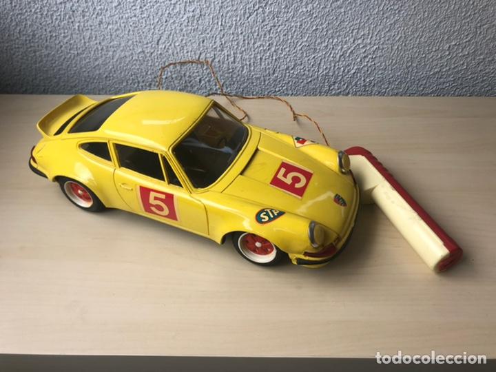 PORSCHE 911 RS DE SANCHIS RALLYE DIRIGIDO CABLE (Juguetes - Marcas Clásicas - Sanchís)