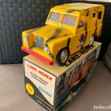 Jouets anciens Sanchís: LAND ROVER SANTANA 88 SAFARI ELECTRICO SANCHIS. Lote 224376653